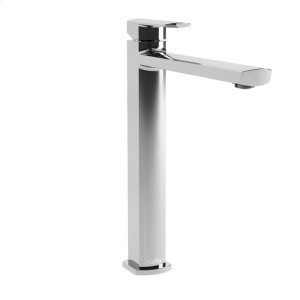 Tall Single Hole Bathroom Sink Faucet - Chrome Product Image