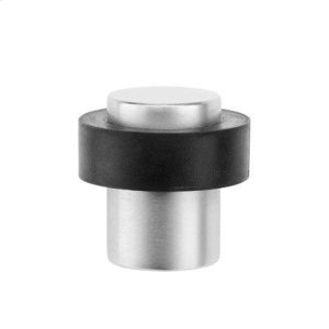 Mushroom door stop 32mm, Polished Chrome Product Image