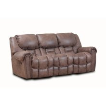 122-30-21  Double Reclining Sofa