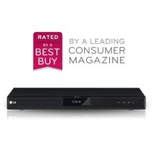 3D-Capable Blu-ray Disc™ Player with Smart TV