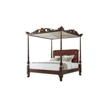 Repose (us King) Bed, #plain#