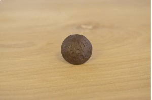 """1"""" Sealed Rusted 10 Pack Dimpled Round Clavos Product Image"""