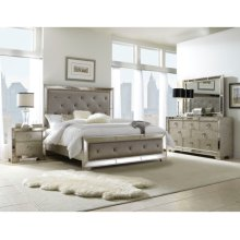 Farrah Queen Footboard and Slats