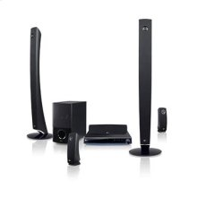LG Network Blu-ray Home Theater System