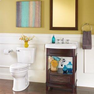 Portsmouth Champion PRO Right Height Elongated 1.28 gpf Toilet Product Image