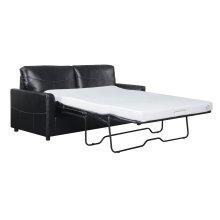 Emerald Home Slumber Full Sleeper W/gel Foam Mattress Black U3215-46-26