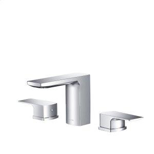 Stufurhome Barret Bathroom Faucet Set in Chrome Product Image