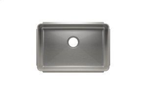 "Classic 003209 - undermount stainless steel Kitchen sink , 24"" × 16"" × 10"" Product Image"