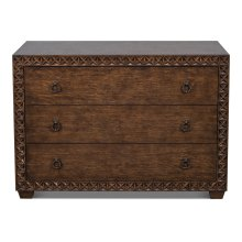 Mesa Chest, Burnt Brown Oak