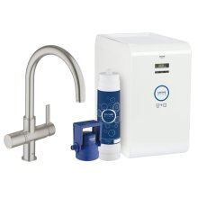 GROHE Blue Professional Kitchen Faucet Starter Kit