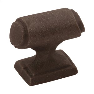 Raw Iron Knob Product Image