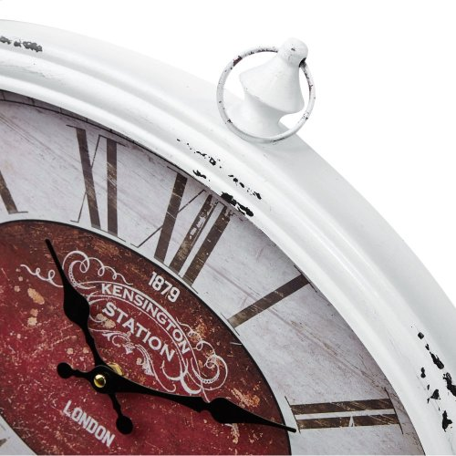 Quatoro Wall Clocks - Ast 4