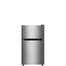 3.2 Cu. Ft. Double-Door Compact Refrigerator