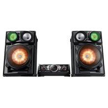 2560W Giga Sound System