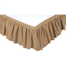 Millsboro King Bed Skirt 78x80x16