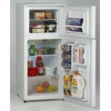 Model FF45006WT - 4.3 Cu. Ft. Frost Free Refrigerator / Freezer