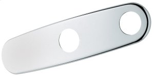 10 Two-Hole Escutcheon Product Image
