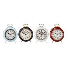 Laurent Desk Clocks - Ast 4