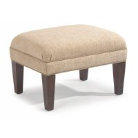Bellingham Fabric Ottoman Product Image