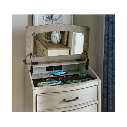 Natick Lingerie Chest