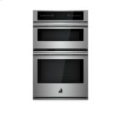 "RISE 27"" Microwave/Wall Oven with MultiMode® Convection System Product Image"