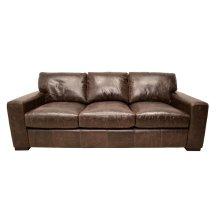 Sofa in Wow Chocolate