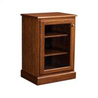 Classic Media Storage Cabinet Product Image