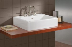 NUOVELLA Rectangular Overcounter Sink Product Image