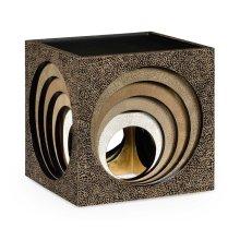 Eggshell Cube Nesting Tables