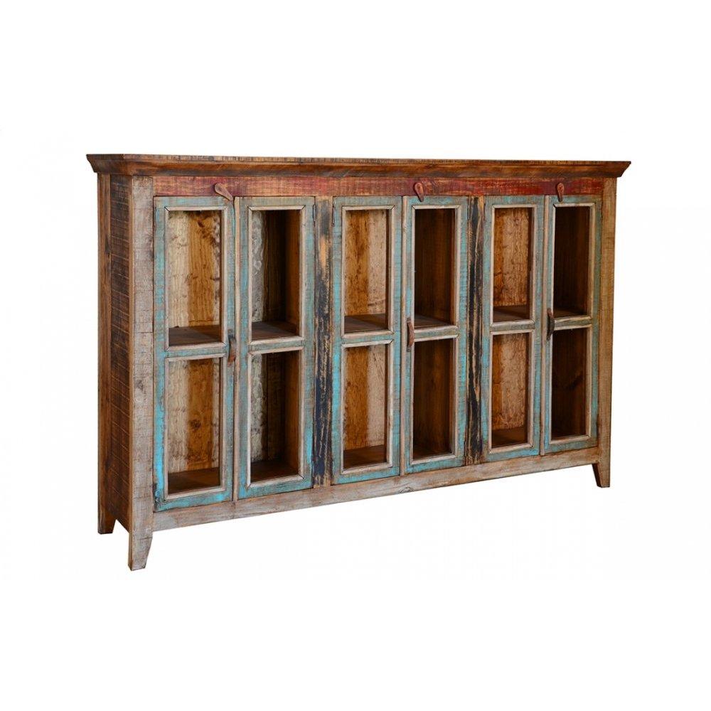 Cabana 3 Door Cabinet