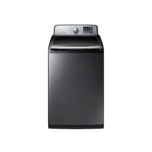 5.0 cu. ft. Top Load Washer with Vibration Reduction Technology in Platinum Product Image