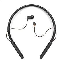T5 Neckband Earphones - Black