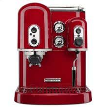 Pro Line® Series Espresso Maker with Dual Independent Boilers - Empire Red