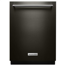 46 DBA Dishwasher with Third Level Rack and PrintShield™ Finish - Black Stainless