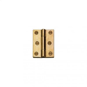 Cabinet Hinge - CABHNG400 Silicon Bronze Brushed Product Image