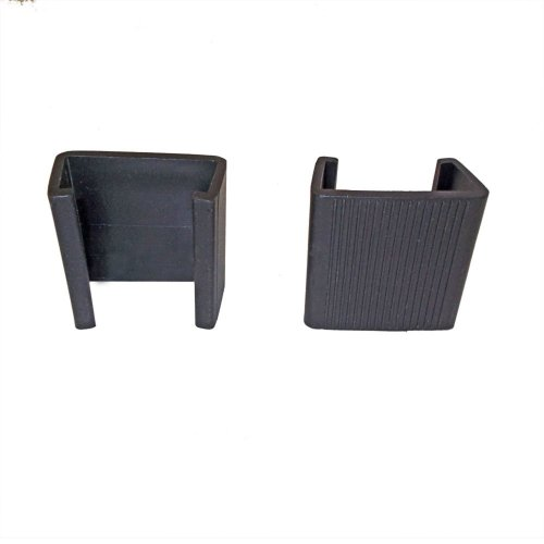 Black Clips Small Size 10 Pack