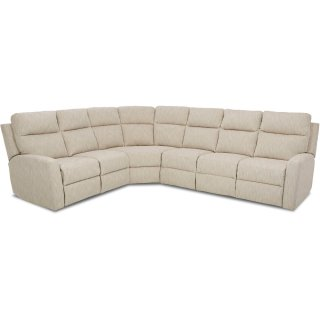 Comfort Design Living Room Davion Sectional CP241PB SECT