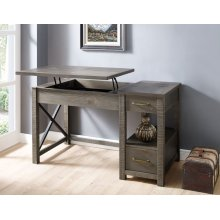 Dexter Desk Base 29.5''- 38''H