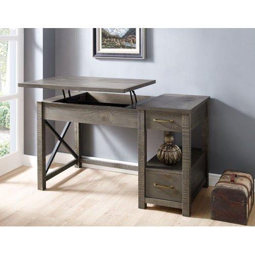 Dexter Desk Base 29.5''- 38''H