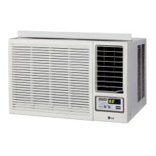23,500 BTU - Heat/Cool Window Air Conditioner with Remote