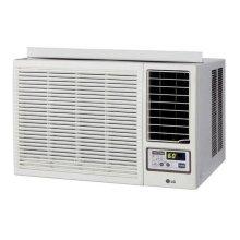 23,500 BTU - Heat/Cool Window Air Conditioner with Remote
