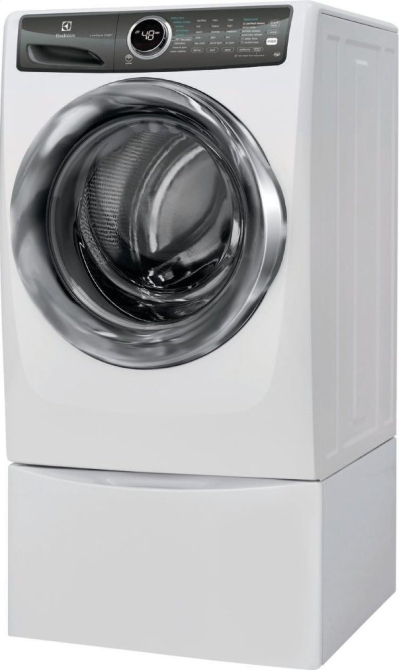 Front Load Perfect Steam Washer With Luxcare Wash 4 3 Cu Ft