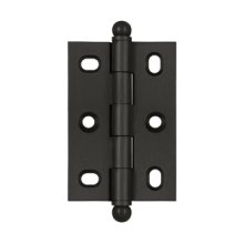 """2-1/2"""" x 1-3/4"""" Adjustable W/ Ball Tips - Oil-rubbed Bronze"""