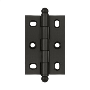 """2-1/2"""" x 1-3/4"""" Adjustable W/ Ball Tips - Oil-rubbed Bronze Product Image"""