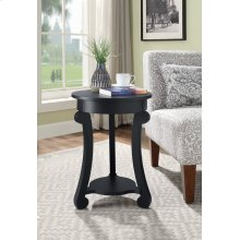 Belfast Round Accent Table