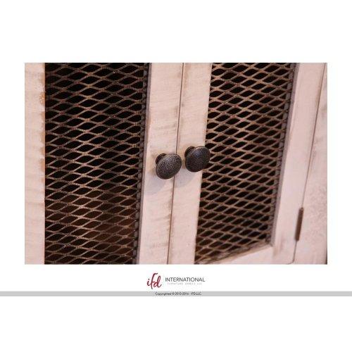 2 Mesh doors