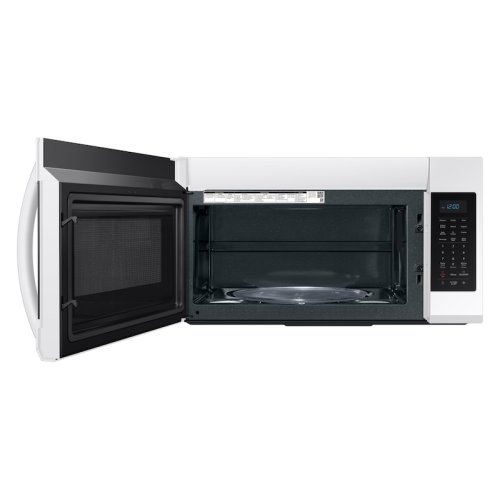 1.9 cu ft Over The Range Microwave with Sensor Cooking in White