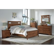 7-Piece Chatom Queen Size Bedroom Set