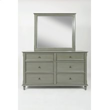Avignon Grey Mirror
