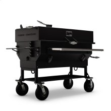 """The Yoder Smokers 24""""x48"""" Charcoal Grill"""